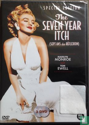 DVD - The Seven Year Itch