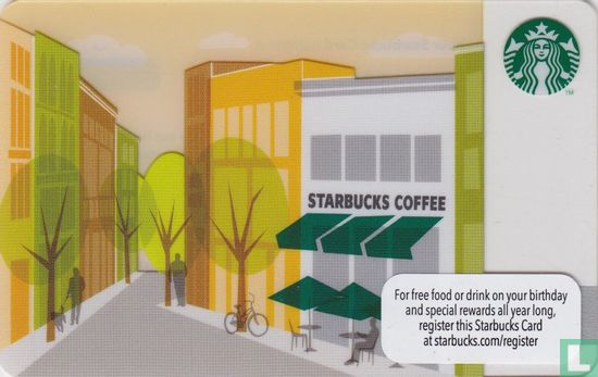 Starbucks 6087 - Bild 1