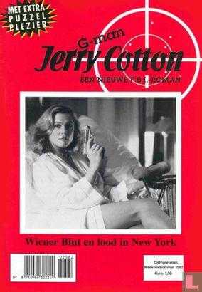 G-man Jerry Cotton 2582