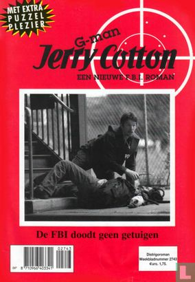 G-man Jerry Cotton 2743