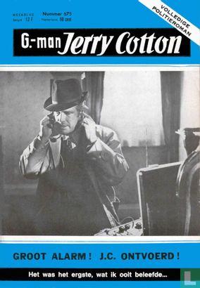 G-man Jerry Cotton 675
