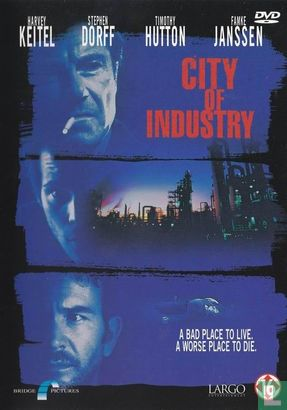 DVD - City of Industry