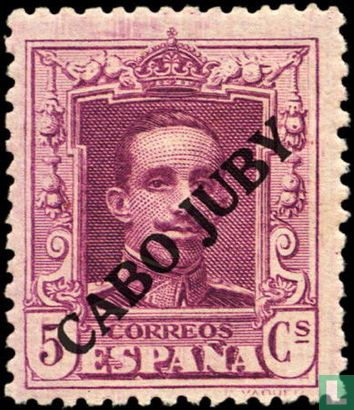 Cape Juby - King Alfonso XIII