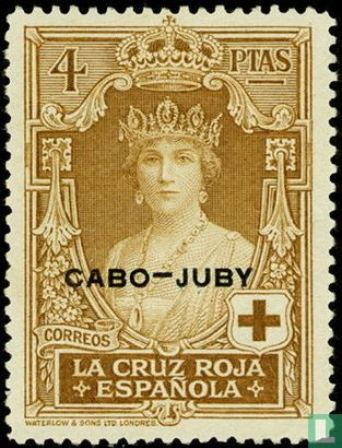 Cape Juby - Red Cross