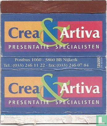 Crea & Artiva - presentatie specialisten