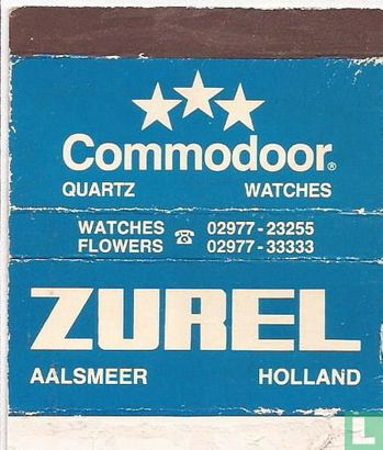 Commodoor - Quartz watches
