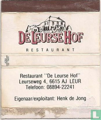 De Leurse Hof - restaurant