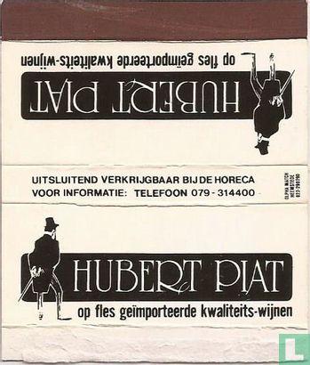 Hubert Piat op fles geïmporteerde wijnen