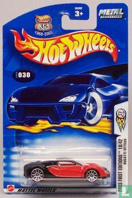 Mattel Hot Wheels - Bugatti Veyron