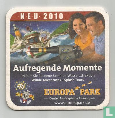 Germany - Europa*Park® - Aufregende Momente / Erdinger