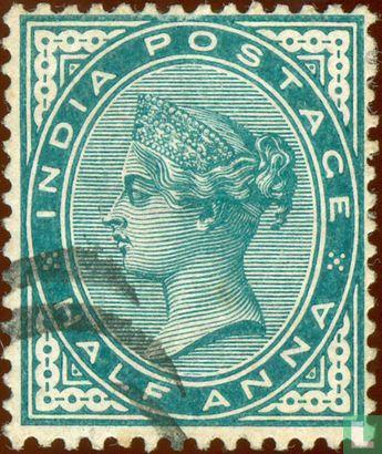 Inde - Reine Victoria