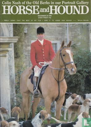Horse and hound 5283 - Afbeelding 1
