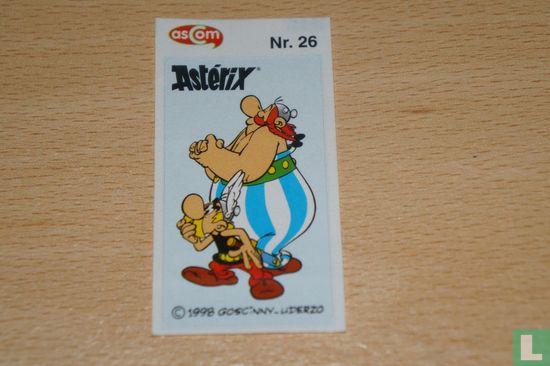 Ascom - Nr 26: Astérix en Obelix