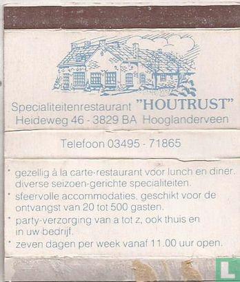 Specialiteitenrestaurant Houtrust