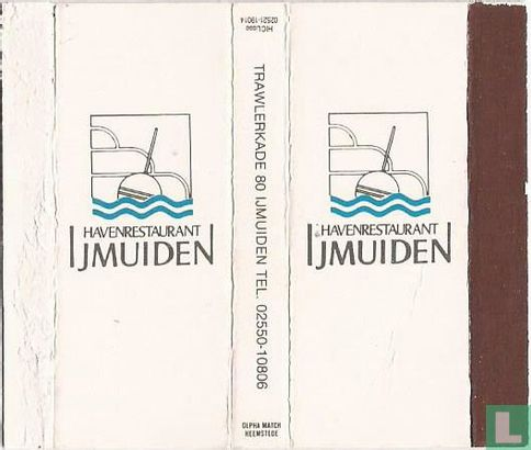 Havenrestaurant IJmuiden