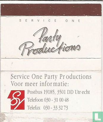 Service One - Party Productions