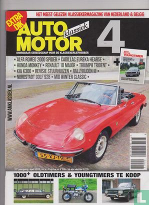 Auto Motor Klassiek 4