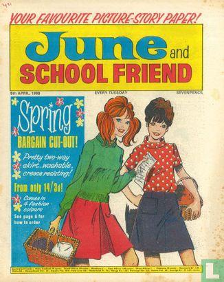 Bessie Turf - June and School Friend 421
