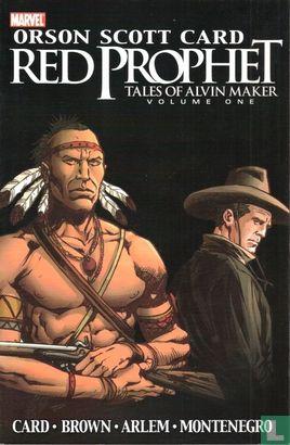 Red Prophet - Tales of Alvin Maker - Red Prophet - Tales of Alvin Maker 1