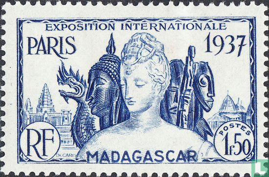 Madagascar - World exhibition