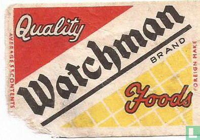 Quality Watchman Foods