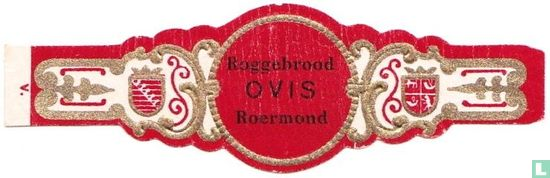 Without brand - Roggebrood OVIS Roermond