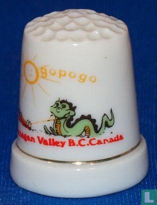 Ogopogo - Okanagan Valley B.C. Canada - Image 1