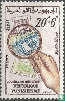 Tunesië - Dag van de postzegel