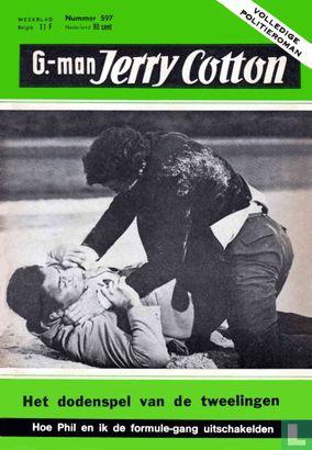 G-man Jerry Cotton 597