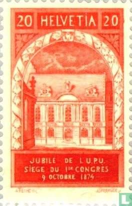 Switzerland [CHE] - Universal Postal Union