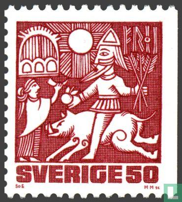 Zweden [SWE] - Mythologie