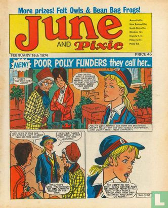 Adventure School - June and Pixie 5