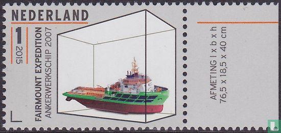 Nederland [NLD] - Scheepsmodellen