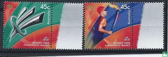 Australien [AUS] - Paralympics in Sydney
