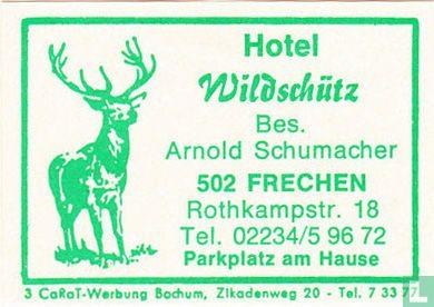 Hotel Wildschütz - Arnold Schumacher