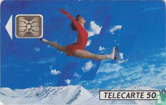 France Telecom - Patineuse