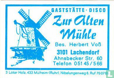 Zur Alten Mühle - Herbert Voss