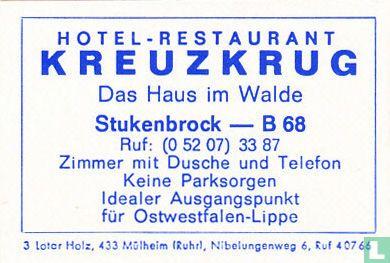 Hotel-Restaurant Kreuzkrug