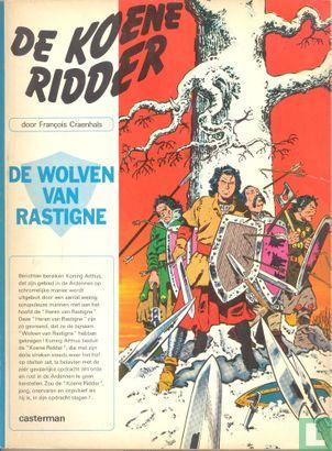 Koene Ridder, De - De wolven van Rastigne