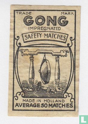 Gong Special Safety Match