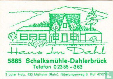 Haus im Dahl