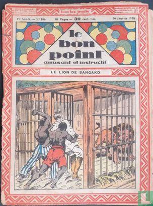 Le Bon Point 896 - Afbeelding 1