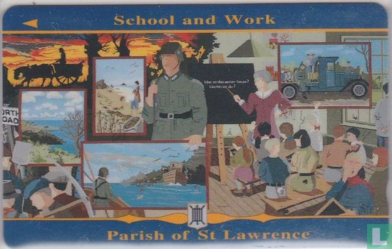 Jersey Telecoms - School And Work - St Lawrence
