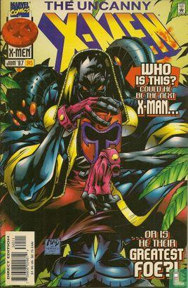 X-Men - The Uncanny X-Men 345