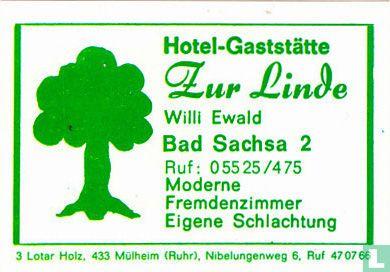 Hotel-Gaststätte Zur Linde - Willi Ewald