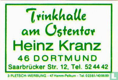 Trinkhalle am Ostentor - Heinz Kranz