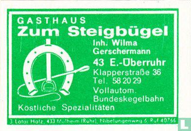 Gasthaus Zum Steigbügel - Wilma Gerschermann