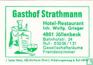 Gasthof Strathmann - Wolfg. Grieger