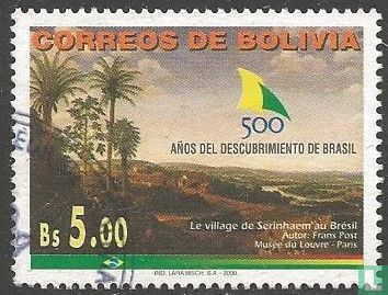 Bolivia [BOL] - discovery of Brazil 500 years