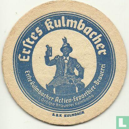 Duitsland - erstes Kulmbacher / Kulminator (blue)